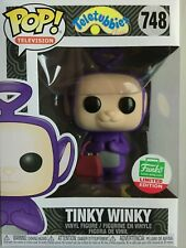 FUNKO POP 748  Teletubbies Tinky Winky  Limited Edition