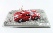 Best MODEL 9608 - Ferrari 250 LM #28 24H du Mans Test - 1965   1/43
