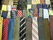 Wholesale Lots (50 PCS.) Mens Silk Ties