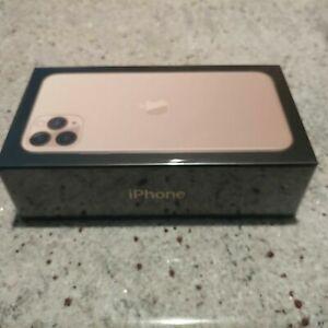 Apple iPhone 11 Pro Max - 256GB - Gold (Unlocked) A2161 (CDMA + GSM)