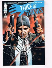 Lot Of 3 Thief Of Thieves Image Comics # 5 (2nd) 6 (1st) 7 (2nd) NM Copies J57