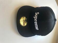 supreme new era 2018 mesh baseball cap hat BNWOT