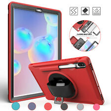"For Samsung Galaxy Tab S6 10.5"" SM-T860 2019 Hybrid Heavy Duty Case Tablet Cover"