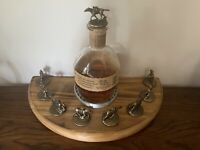 Stopper Display For Blantons stoppers With Churchill Horseshoe