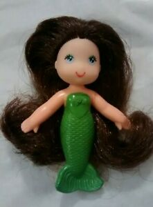 Sea Wees Shelly original edition vintage 1980s Kenner mermaid doll