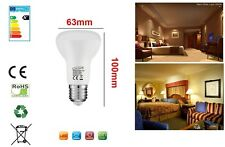 R63 LED 9W E27 Replacment for Reflector R63 Light Bulb Warm white 720 Lumens