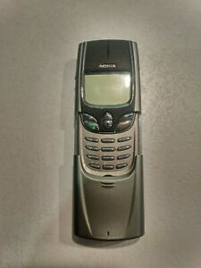 Nokia 8850 Vintage (release year 2002) 1 Owner Working perfect condition