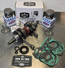 Ski Doo Crankshaft Piston kit w/ Isoflex and seals 500SS / TNT / 600 NON HO