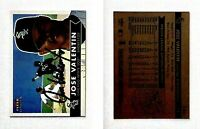 Jose Valentin Signed 2001 Fleer Tradition #180 Card Chicago White Sox Autograph
