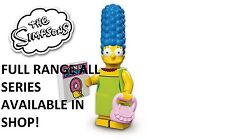 Lego minifigures marge simpson the simpsons series 1 (71005) new factory sealed