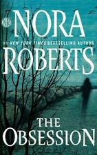 The Obsession by Nora Roberts (2017, CD, Abridged)
