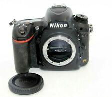 Broken Nikon D750 24.3 MP Digital SLR Camera Body Only- Black