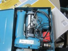 Makita 6093D 9.6V DC Cordless Driver Drill w/ 2 Battery & Charger, Original Case