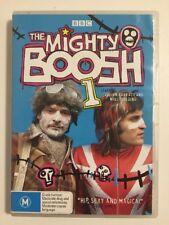 The Mighty Boosh : Series 1 (DVD, 2007) Region 4 - Julian Barratt Noel Fielding
