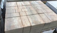 Pflastersteine Steine Muschelkalk Mehrere Formate Beton Terrasse