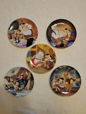 Disney Pinocchio Knowles China Limited Edition Collector Plates