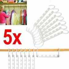 Unbranded Utility/Laundry Room Space Saving Coat Hangers