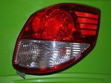 2004 04 Toyota Matrix RH Right Passenger's side Tail Brake light lamp OEM