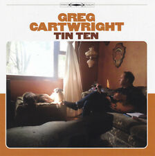 "GREG CARTWRIGHT 'Tin Ten 7"" oblivians reigning sound goner parting ways LP DMR"