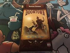 Doomtown Reloaded: Saddlebag Expansion #1 - New Town, New Rules - Sealed