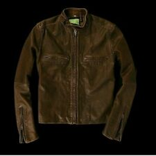 LEVI STRAUSS LVC VTG BUCO M CAFE RACER BOVINE LEATHER MOTORCYCLE BIKER JACKET