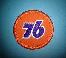 Rare Union 76 Gas Station Oil NASCAR Racing Gear Sponsor Hat Jacket Patch Crest
