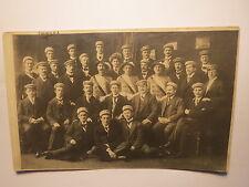 Charlottenburg Berlin - Akademischer Verein Organum ? - 1914 - Foto-Karte