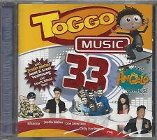 TOGGO MUSIC VOL. 33 * NEW CD 2013 * NEU *
