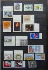 More details for luxembourg 1981 1998 issues europa water mills painter freemason blind etc mnh