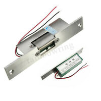 Fail Safe Electric Strike Lock NC Narrow-type Door Gate For Access