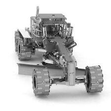 Fascinations Metal Earth 3D Laser Cut CAT Caterpillar Motor Grader Model Kit