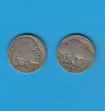 Etats-Unis USA Nickel Five-cent Indian Head or Buffalo 1915  San-Francisco