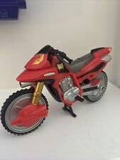 2005 Power Rangers Bandai Red Mystic Force Figure Motorcycle Cycle 7?