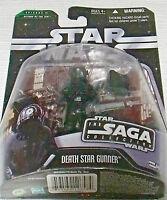 Star Wars Action Figure SAGA DEATH STAR GUNNER Hasbro