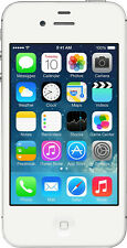 Apple IPHONE 4S 8GB White, Mint Condition