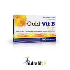 OLIMP GOLD VIT B FORTE 60 tabs skin metabolism nervous system support vitamin