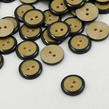Boutons noirs pour couture