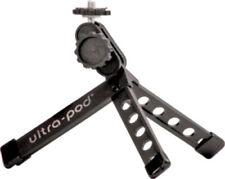 Pedco UltraPod 1 P-UP1-BK-STD Black. Small, lightweight portable camera tripod.
