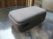 98 04 Ford Ranger Mazda B Center Console Armrest Dark Gray Cloth Oem 2 Bolt