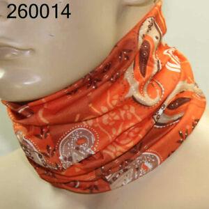 Face Guard Neck Gaiter Sun Cover Balaclava Bandana Scarf Hair Head Band 0014