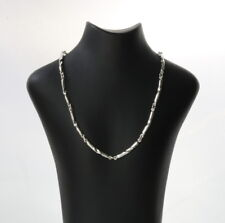 Danish sterling silver  necklace designed and made by N.E.From