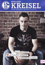 Schalker Kreisel + 20.09.2014 + FC Schalke 04 vs. Eintracht Frankfurt + Programm