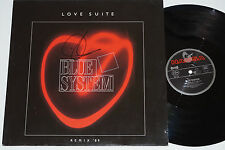 "BLUE SYSTEM -Love Suite (Remix '89)- 12""  Signiert!!! Hansa Records (612 138)"