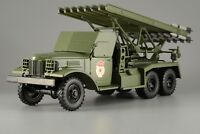 ZIS-151 Katyusha Soviet Rocket Launcher 1941 Year 1/43 Scale Diecast Model Car