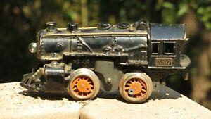 American Flyer Pre-war Cast Iron #3197 Steam Locomotive Train