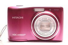 Hitachi HDC-1409 14.0MP Digital Camera - Pink