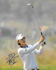 "NA YEON CHOI SIGNED AUTOGRAPHED LPGA GOLF 8"" X 10"" PHOTO W/ COA"