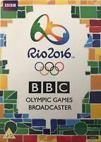 Rio 2016 Olympic Games [DVD]  New Sealed BBC Sport Brazil Free UK P&P