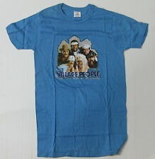 Village People 1970's Vintage Concert T-Shirt #4 Small Unused Mint! Disco