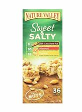 Nature Valley Sweet & Salty Granola Snack Bars Variety Pack 36 Count, 4 PACK!